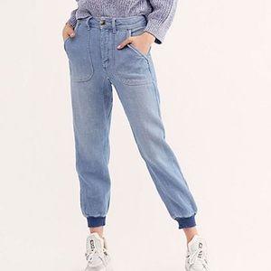 Free People Skye Relaxed Boyfriend Jeans